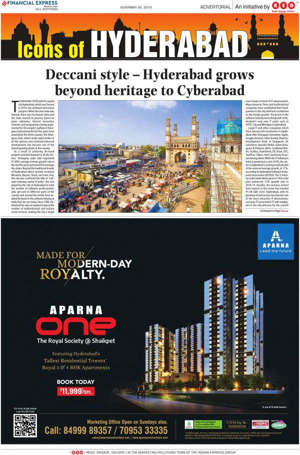 Icons of Hyderabad