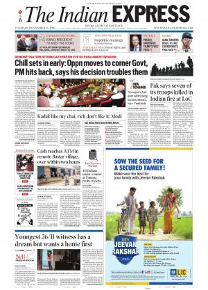 November 15, 2016 - Read on ipad, iphone, smart phone and tablets.