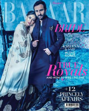 Harper's Bazaar Bride- November 2016