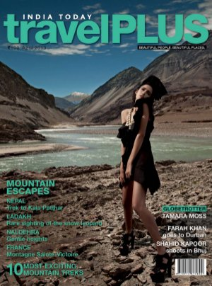 India Today Travel Plus-March 2013 - Read on ipad, iphone, smart phone and tablets.