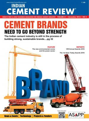 Indian Cement Review - Read on ipad, iphone, smart phone and tablets