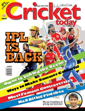 Cricket Today  - Read on ipad, iphone, smart phone and tablets.
