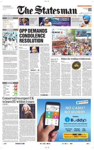 22ND NOVEMBER 2016 - Read on ipad, iphone, smart phone and tablets.