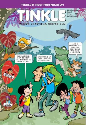 TINKLE DECEMBER ISSUE 1