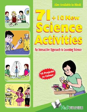 71+10 NEW SCIENCE ACTIVITIES  - Read on ipad, iphone, smart phone and tablets.