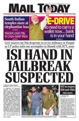 Mail Today Issue, November 28, 2016
