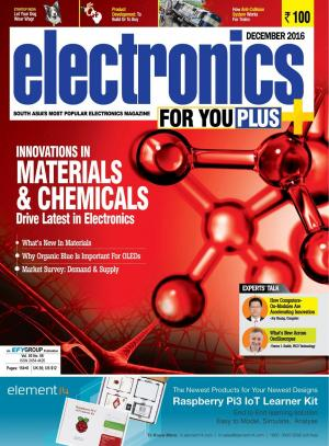 Electronics For You - Read on ipad, iphone, smart phone and tablets.