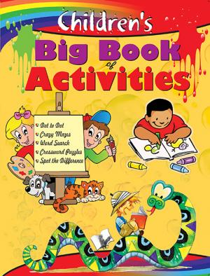 CHILDREN'S BIG BOOK OF ACTIVITIES (Hindi) - Read on ipad, iphone, smart phone and tablets.