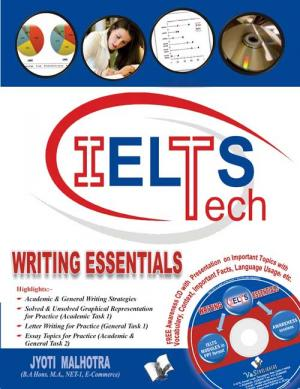 IELTS - WRITING ESSENTIALS (BOOK - 2) - Read on ipad, iphone, smart phone and tablets.