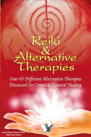 REIKI & ALTERNATIVE THERAPIES  - Read on ipad, iphone, smart phone and tablets.