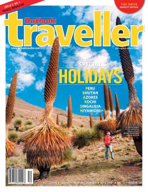 Outlook Traveller, December 2016