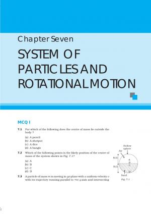 NCERT Exemplar Questions CBSE Class 11 Physics Chapter 7 - Read on ipad, iphone, smart phone and tablets.