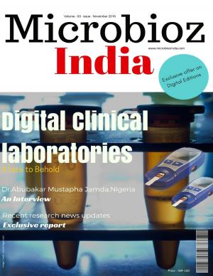 Digital Clinical Laboratories: A Fate to Behold:November 2016
