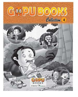 GOPU BOOKS COLLECTION 4