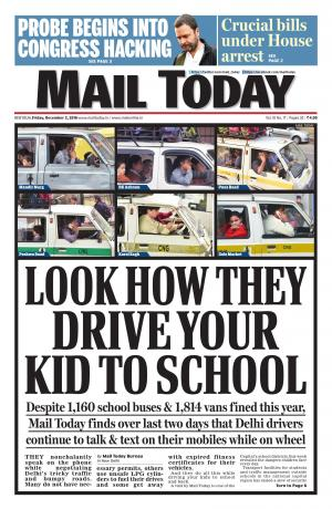 Mail Today Issue, December 2, 2016