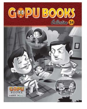 GOPU BOOKS COLLECTION 34