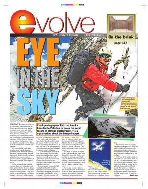 Evolve - Read on ipad, iphone, smart phone and tablets.