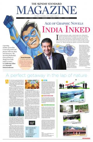 The Sunday Standard Magazine - Delhi - Read on ipad, iphone, smart phone and tablets