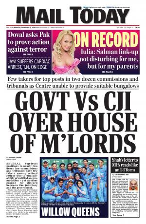 Mail Today, December 5, 2016
