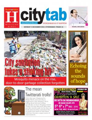 Hyderabad City Tabloid  - Read on ipad, iphone, smart phone and tablets.