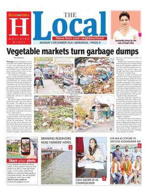 WARANGAL CITY TAB - Read on ipad, iphone, smart phone and tablets.