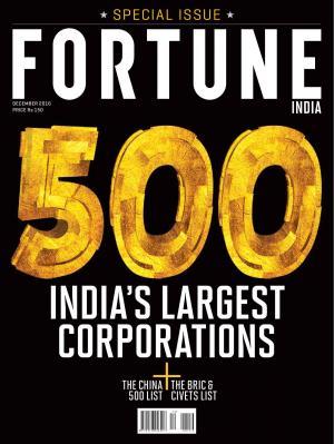 Fortune India 500 December Issue 2016