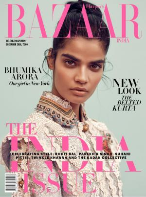 Harper's Bazaar India-Dec 2016