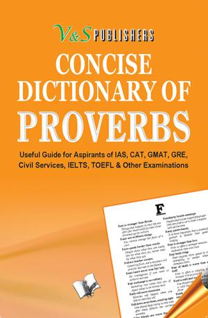 CONCISE DICTIONARY OF PROVERBS (POCKET SIZE) - Read on ipad, iphone, smart phone and tablets.