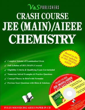 CRASH COURSE JEE(MAIN) / AIEEE - CHEMISTRY - Read on ipad, iphone, smart phone and tablets.