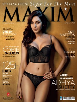 Maxim India, April 2013 - Read on ipad, iphone, smart phone and tablets.