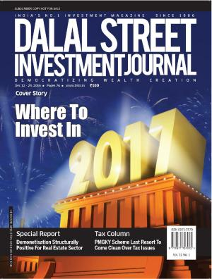 Dalal Street Investment Journal Vol 32 Issue no 01 ,December 12, 2016