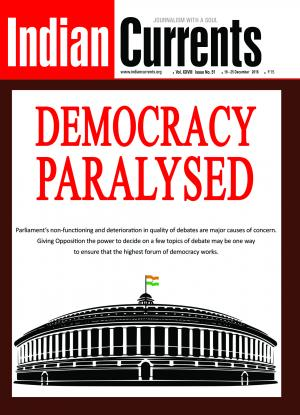 Democracy Paralysed