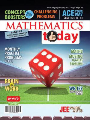 Mathematics Today- January 2017