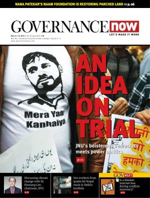 Governancenow Volume 7 Issue 3