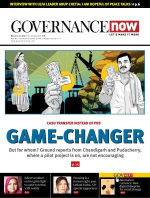 Governancenow Volume 7 Issue 4
