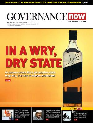Governancenow Volume 7 Issue 10