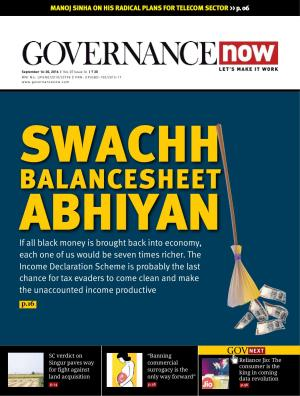 Governancenow Volume 7 Issue 16