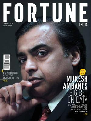 Fortune India January Issue 2017