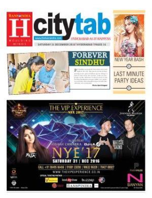 Hyderabad City Tabloid