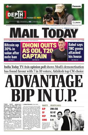 Mail Today Issue, January 5, 2017