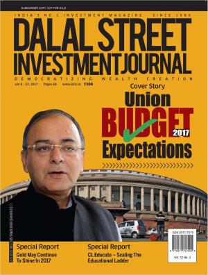 Dalal Street Investment Journal Vol 32 Issue no 03 ,January 09, 2016