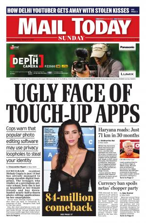 Mail Today issue January 8, 2017