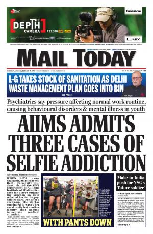 Mail Today issue January 9, 2017