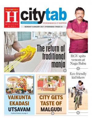Hyderabad City Tab