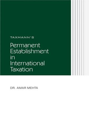 Permanent Establishment in International Taxation
