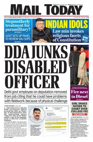 Mail Today Issue January 13, 2017