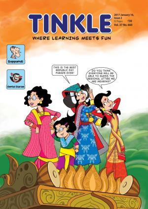 Tinkle Jan 2017 Issue 2
