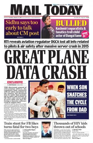 Mail Today Issue January 17, 2017
