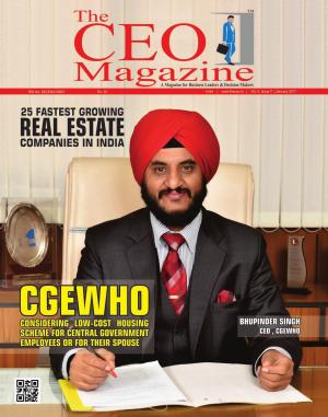 The CEO Magazine - January 2017