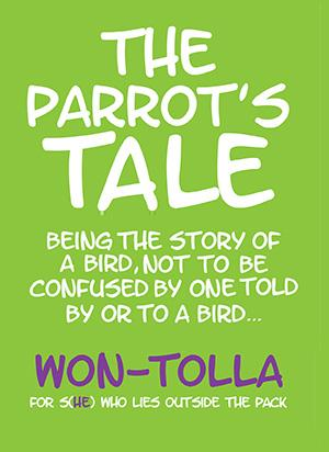 The Parrot's Tale - Read on ipad, iphone, smart phone and tablets